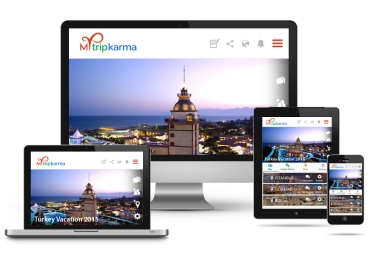 MyTripKarma - Available on all devices