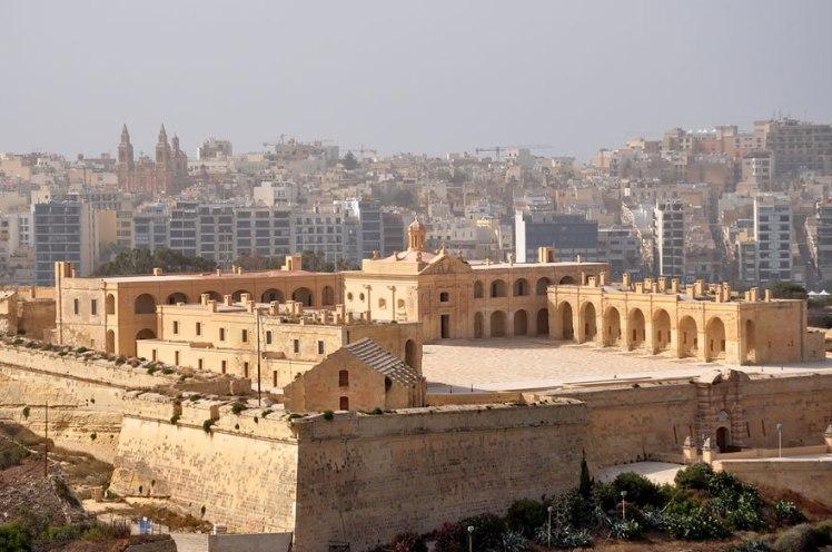 Fort Manoell, Malta
