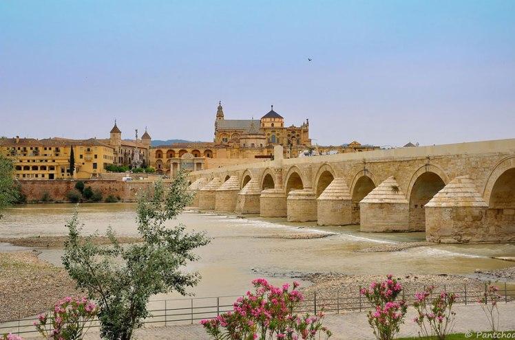The Roman Bridge, Cardoba, Spain