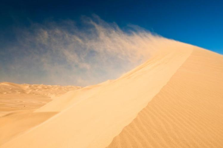 Singing Sand Dunes, The Mysterious Desert Music