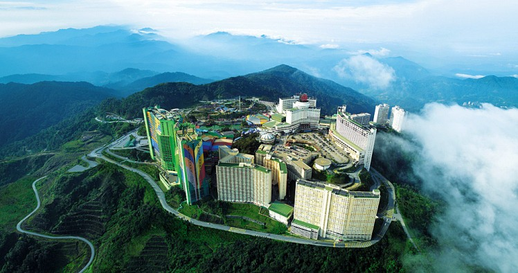 resorts-world-genting-aerial-view